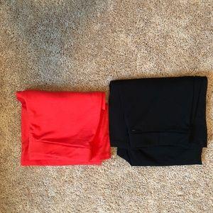 2 Flowy Skirts